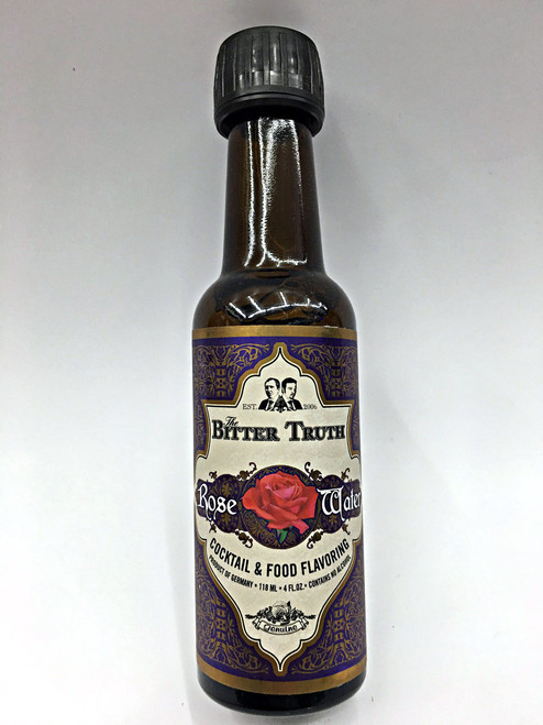 The Bitter Truth Rose Water