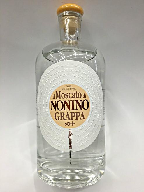 Nonino's Grappa Moscato