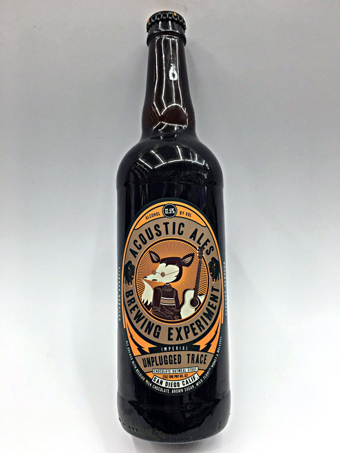 Acoustic Unplugged Trace Chocolate Oatmeal Stout