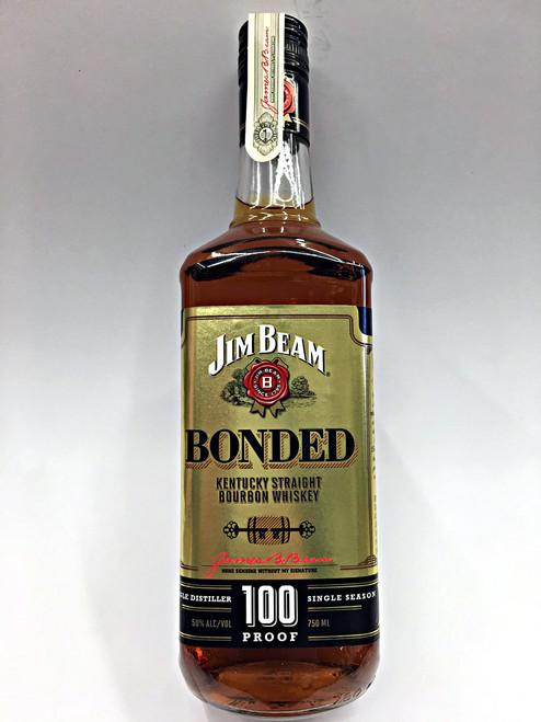 Jim Beam Bonded 100 Proof Kentucky Straight Bourbon Whiskey