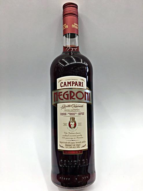 Campari Negroni Liqueur