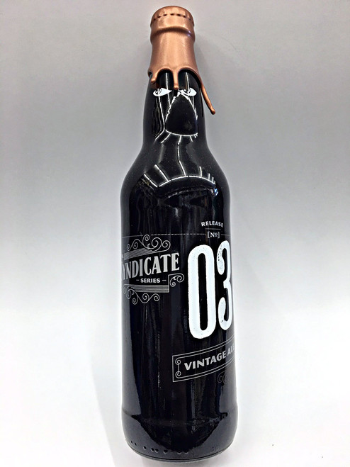 Speakeasy Syndicate No 3 Vintage Ale