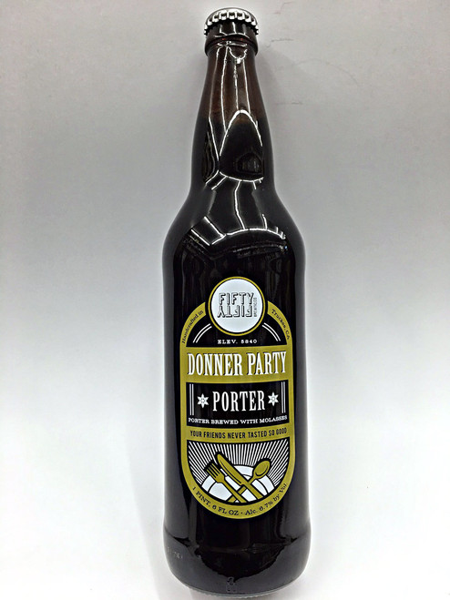 Fifty Fifty Donner Party Porter