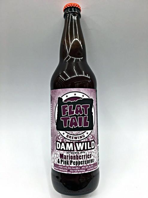 Flat Tail Dam Wild Ale