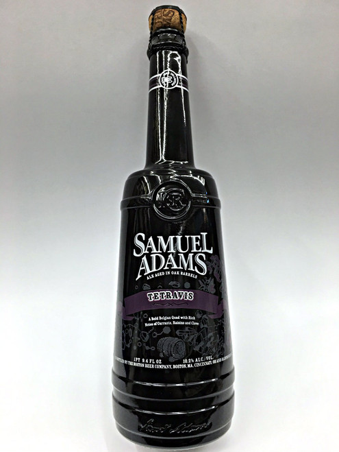 Samuel Adams Tetravis Barrel Room Collection