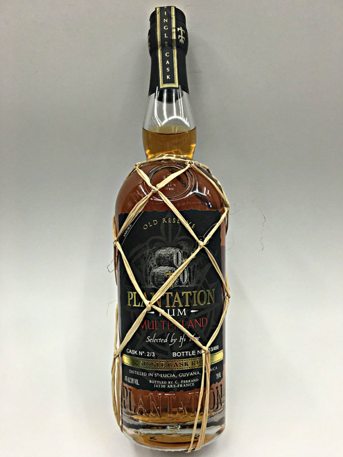 Plantation Multi-Island Single Cask Old Reserve Rum