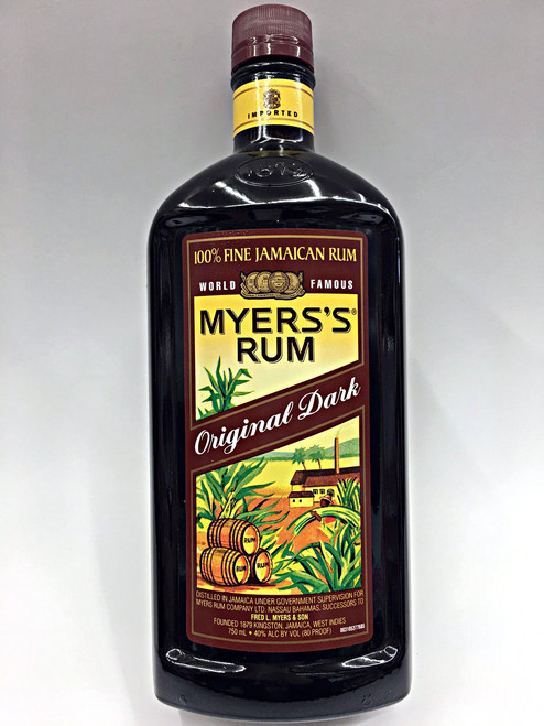 Myers's Original Dark Rum
