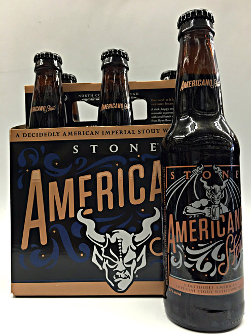 Stone Americano Stout Imperial Stout with Espresso