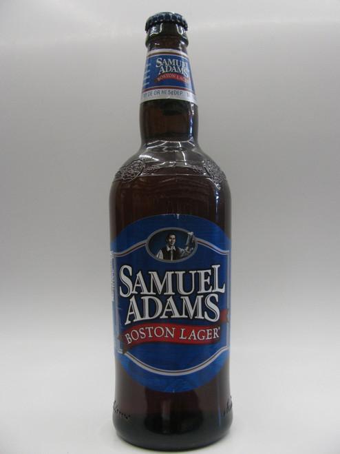 Sam Adams Lager 22oz