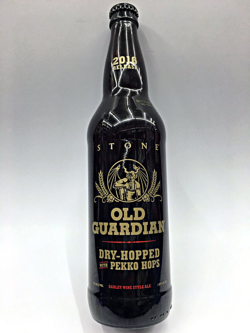 Stone Old Guardian Dry-Hopped with Pekko Hops
