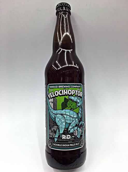 Ninkasi Velocihoptor Double India Pale Ale Craft Beer