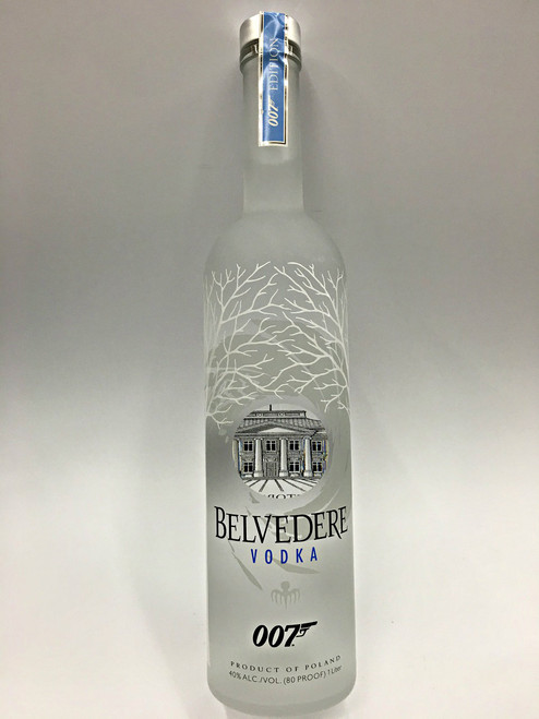 Belvedere 007 SPECTRE Limited Edition