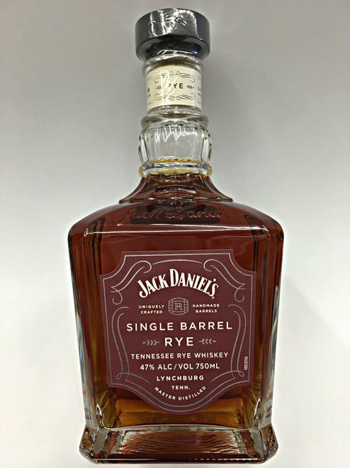 Jack Daniel's Tennessee Rye Single Barrel Whiskey