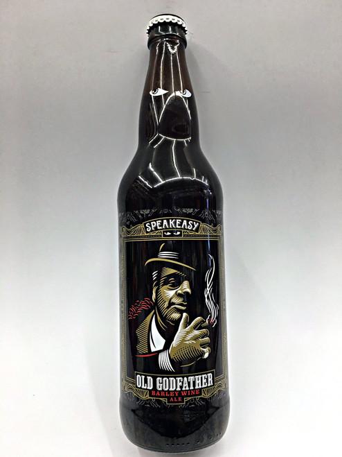 SpeakEasy Old Godfather Barley Wine Ale