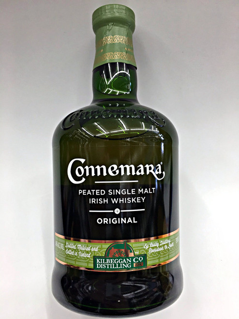 Connemara Original Peated Single Malt Irish Whiskey