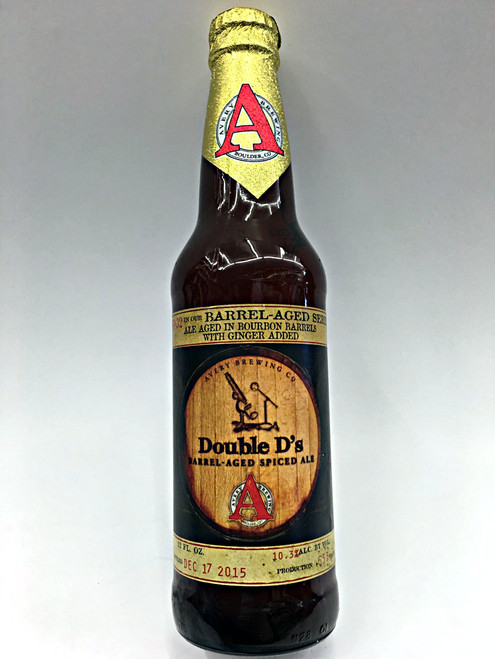 Avery Double D's Barrel-Aged Spiced Ale