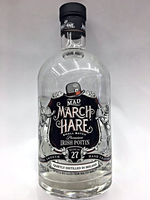 Mad March Hare Small Batch Irish Poitin