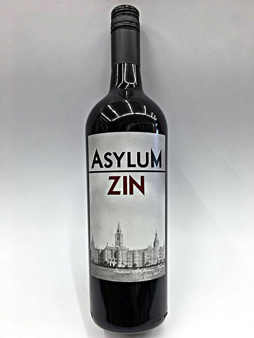 Asylum Lodi Zinfandel Wine