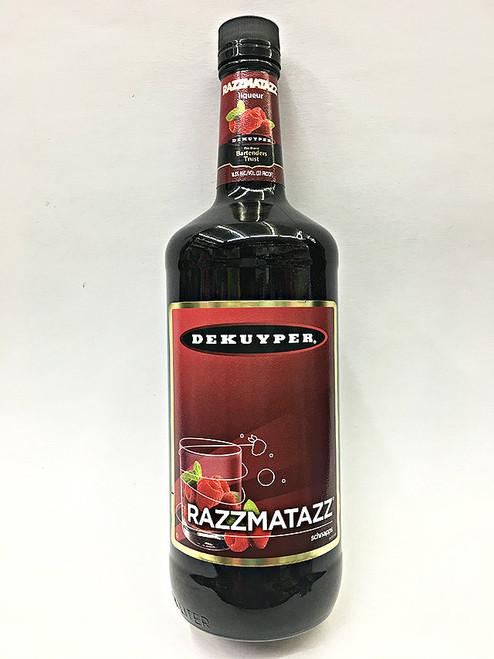 Dekuyper Razzmatazz Schnapps 1 Liter