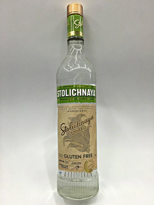 Stolichnaya Stoli Gluten Free Vodka