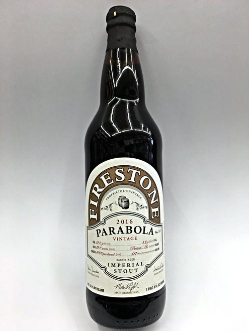 Firestone Walker Parabola 2016 Russian Imperial Stout