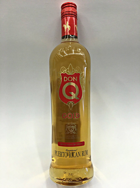 Don Q Gold Puerto Rican Rum