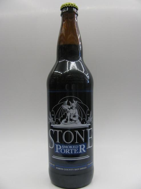 Stone Smoked Porter 22oz