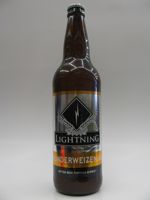 Lightning Thunderweizen Ale 22