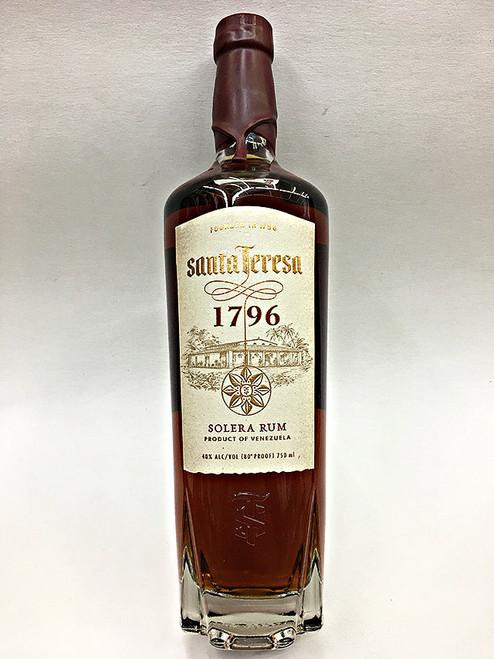 Santa Teresa 1796 Ron Antiquo de Solera Rum