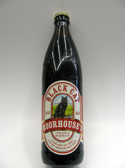 Moorhouse's Black Cat 16.9oz