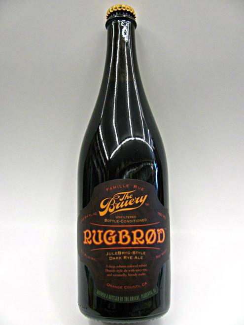 The Bruery Rugbrod Dark Rye Ale