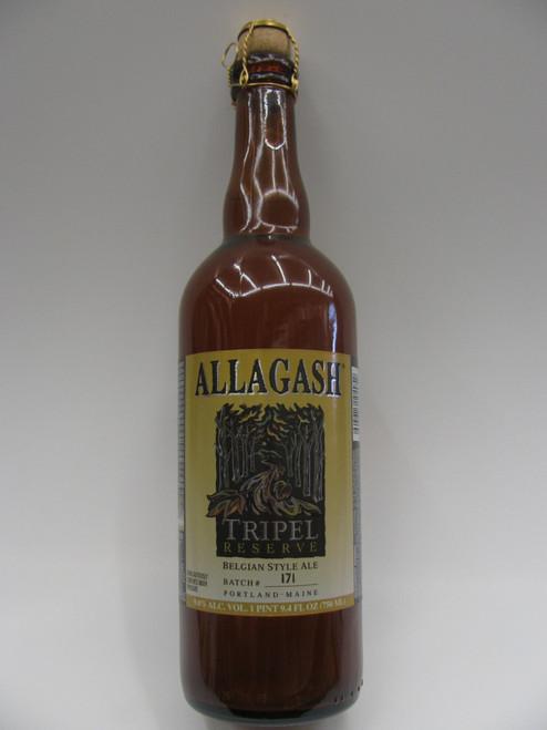 Allagash Tripel Reserve 750ml