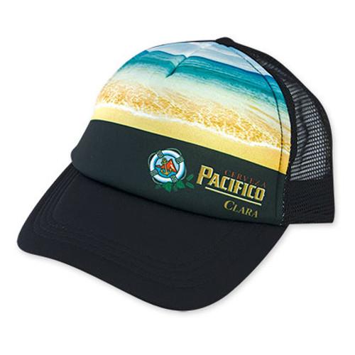 da229d191e81c Pacifico Beach Trucker Hat - Quality Liquor Store