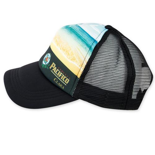 7122621ee1290 Pacifico Beach Trucker Hat · Pacifico Beach Trucker Hat ...