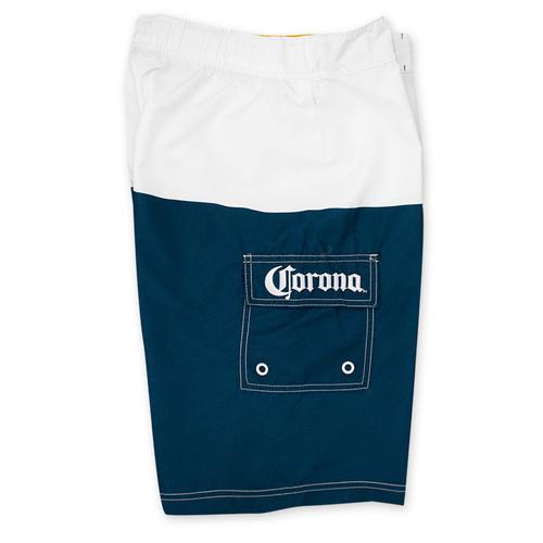 fdd73e7382 Corona Extra Label Mens Swim Board Shorts - Quality Liquor Store