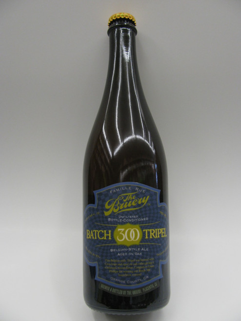 Bruery Batch 300 Tripel 750ml