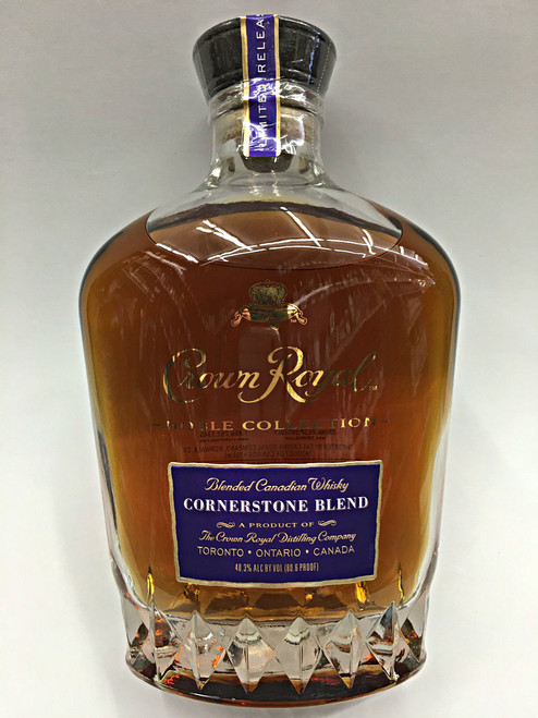 Crown Royal Cornerstone Blend - Noble Collection -