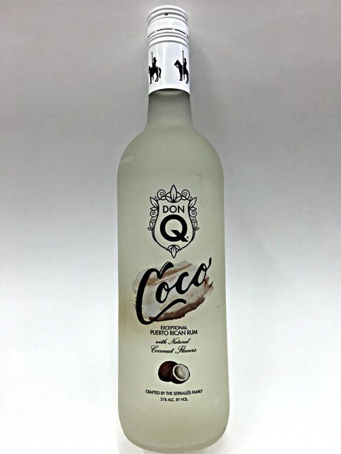 Don Q Coco Puerto Rican Rum