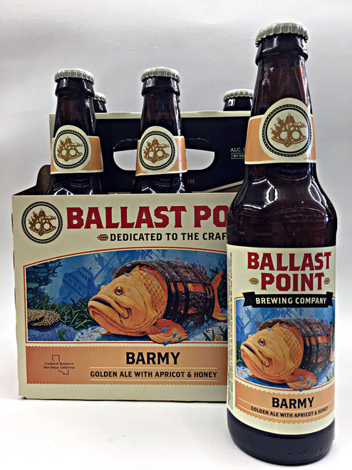 Ballast Point Barmy Ale