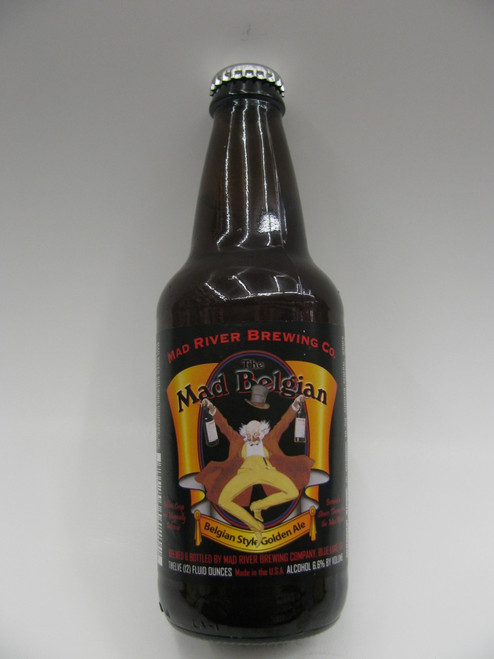 Mad River The Mad Belgian 12oz