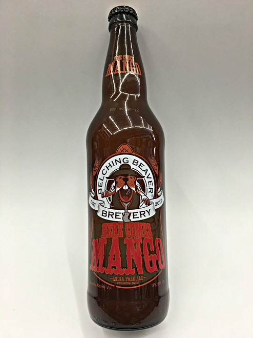 Belching Beaver Here Comes Mango India Pale Ale