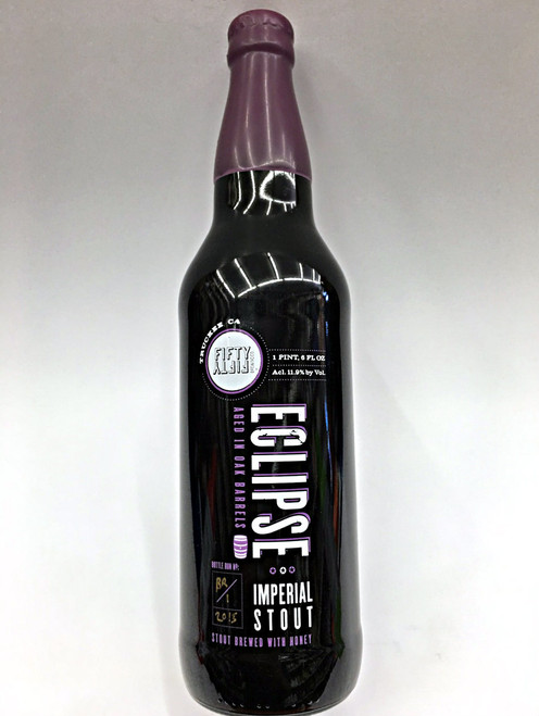 FiftyFifty Imperial Stout Elijah Craig 12 Year
