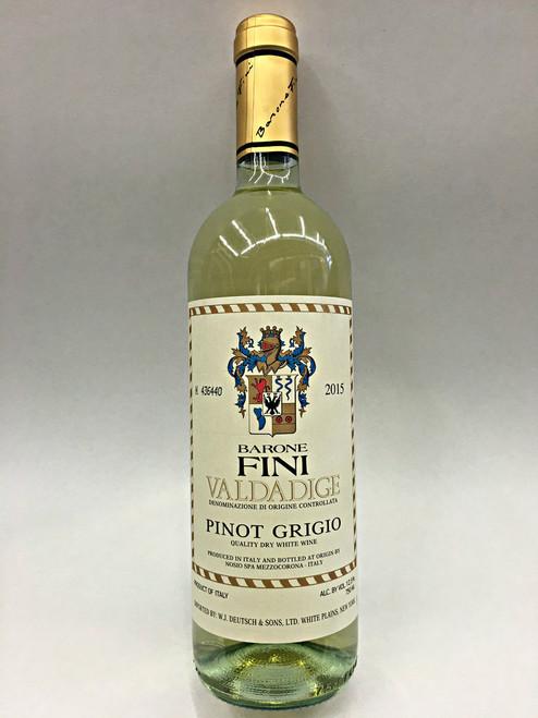 Barone Fini Valdadige Pinot Grigio Dry White Wine