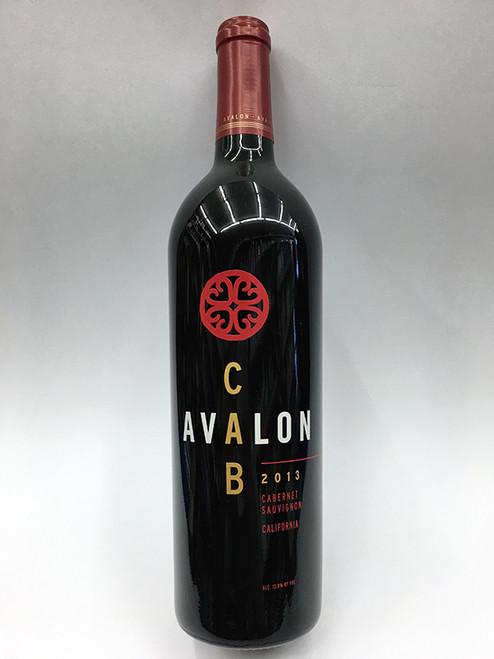 Avalon CA Cabernet Sauv 750ml