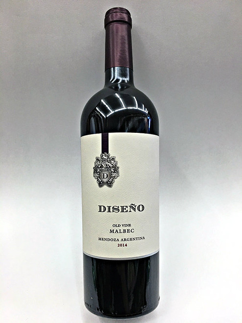 Diseno Old Vine Malbec Mendoza Argentina