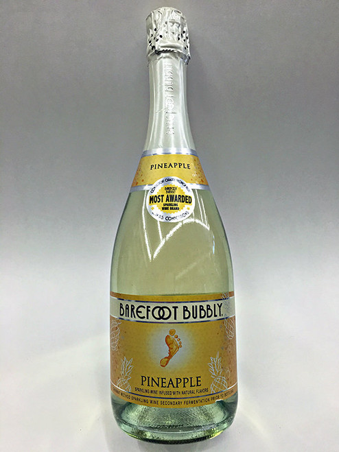Barefoot Bubbly Pineapple