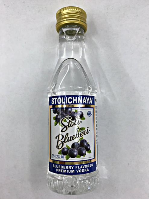 Stolichnaya Blueberi Vodka 50ml