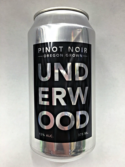 Underwood Pinot Noir Wine Can