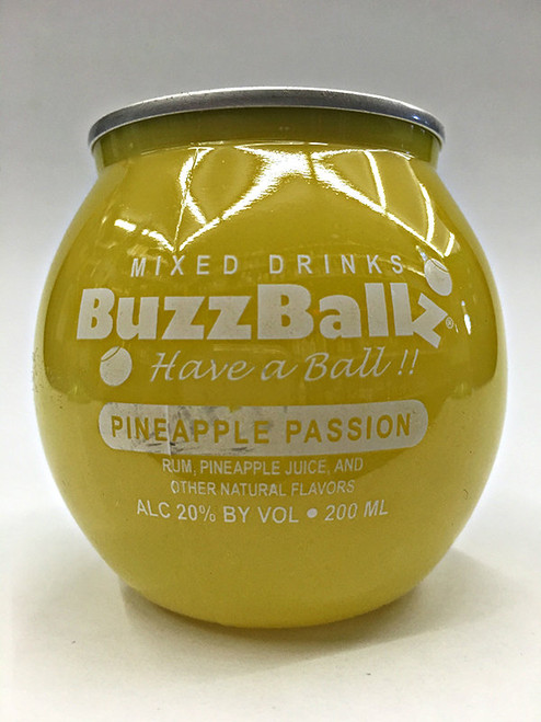 BuzzBallz Pineapple Passion