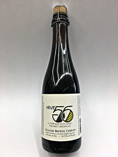 Allagash Hive 56 Dark Sour Honey Ale